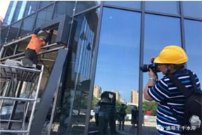 用镜头记录魅力随城 ——金街征集活动引发社会关注 随州摄协集中采风